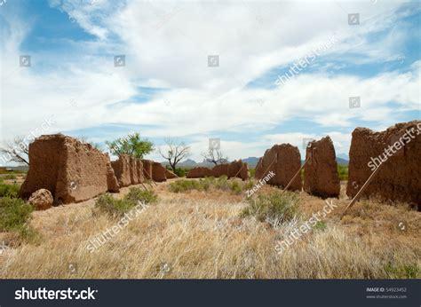 adobe ft adobe ruins of fort selden stock photo 54923452 shutterstock