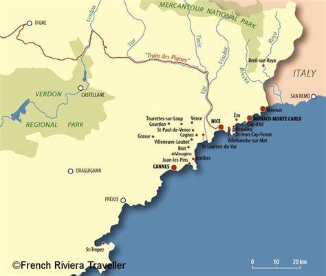 riviera map riviera map