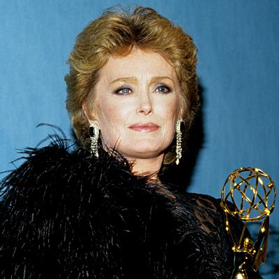 rue mcclanahan and hair 1987 rue mcclanahan s changing looks instyle com