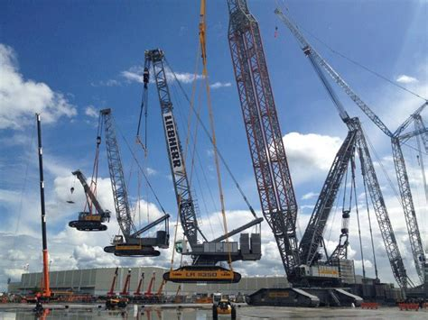Crane Mba Intern by How Much A Crane Can Lift Why Not Another Crane Or Two