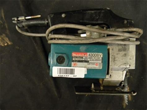 Jig Saw Makita Mod 4300bv electric jig saw makita model 4300bv max 55mm 240