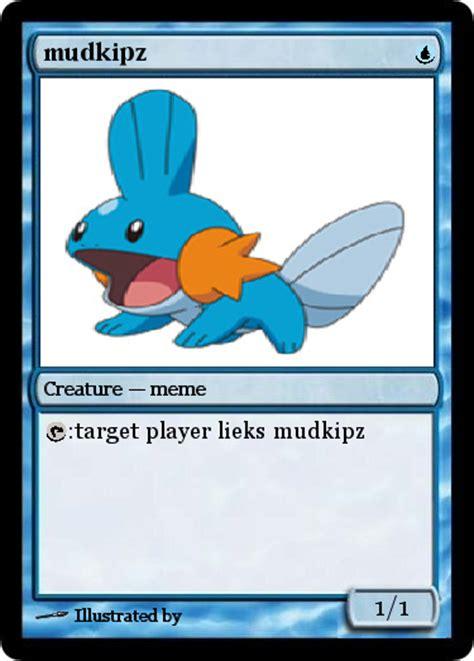 Mudkip Meme - mudkip by shawnodese28 on deviantart