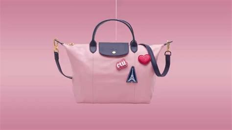 Longch Cuir Pink Taiwan Le Pliage longch limited edition for taiwan全球獨家台灣限定 糖果摺疊包
