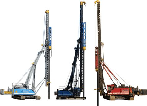 H H Builders by Force Pile Driving Inc