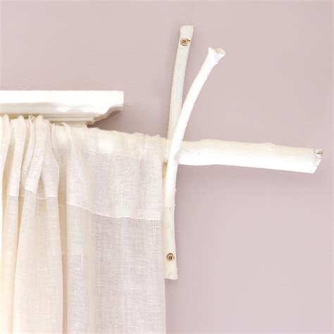Curtain Rod Ideas Decor Twig Curtain Rod Ideas 13 Design The You Want To Live