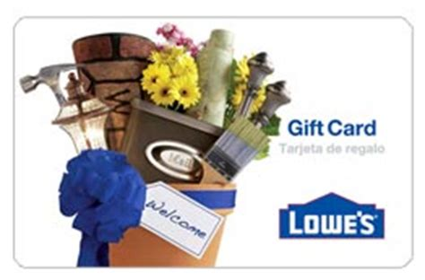 Lowes Printable Gift Cards - free lowes gift card free shipping 5 sea of savings