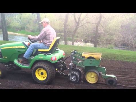 1 or 2 row bean corn planter mytractorforum the