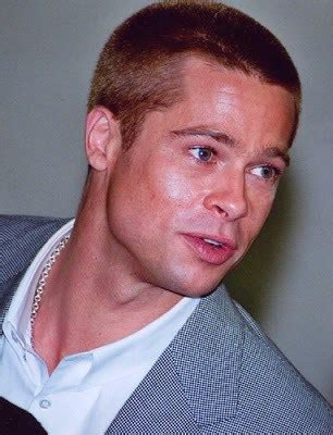 hairstyles and attitudes brad gobright how to get brad pitt s fury hairstyle many more cool