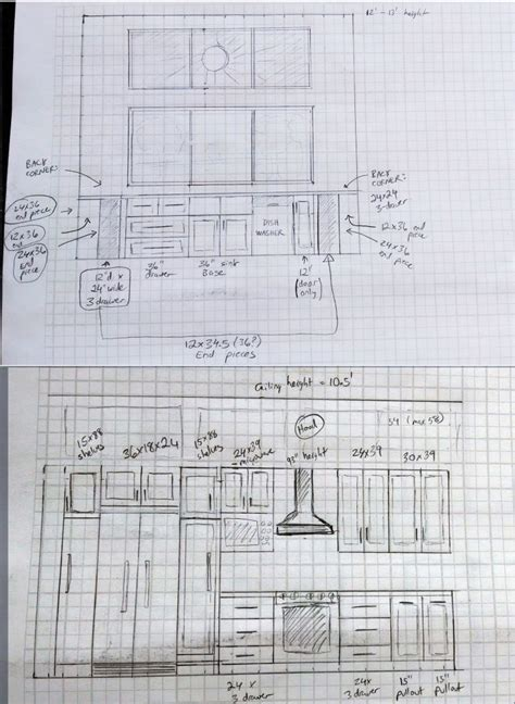 kitchen layout notes shaving the costly edges from a major renovation