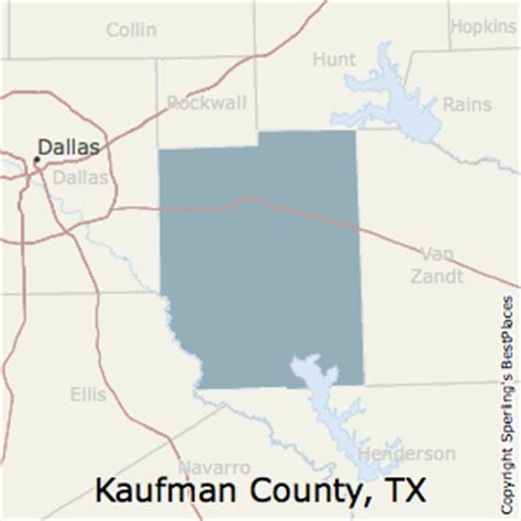 kaufman county best places to live in kaufman county texas