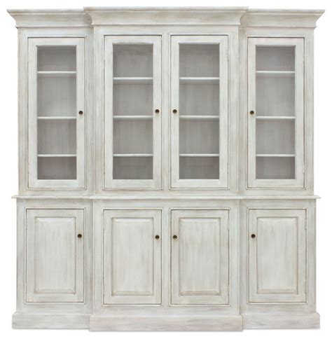 livingston hutch traditional china cabinets and