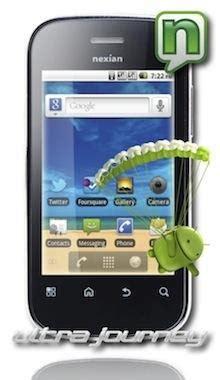Nexian Tablet Android nexian android ultra journey a891 dual sim spesifikasi