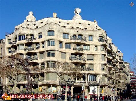 casa mila barcelona casa mila barcelona gaudi la pedrera holabarcelona pl