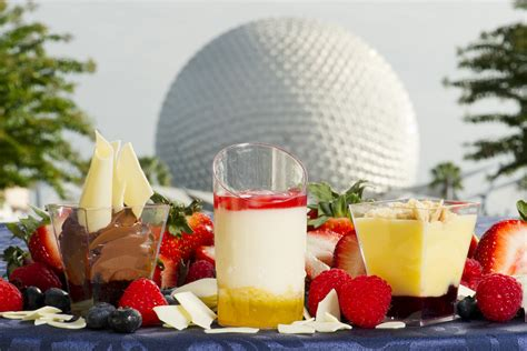 Backyard Coaster Vegan And Florida Flavors To Debut At Epcot Food Amp Wine Fest