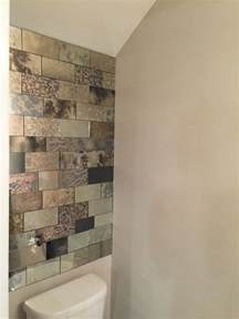 mirror tiles for bathroom walls this and learn how to cut antique mirror tiles