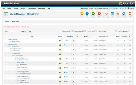 joomla cms templates free joomla cms review advantages and disadvantages