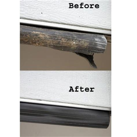 Proseal Garage Door Seal 20 Ft 21 95 Replace Worn Or How To Install Garage Door Bottom Seal