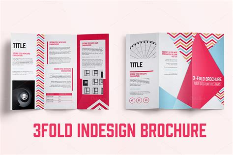 3 fold brochure template indesign indesign 3fold brochure brochure templates on creative