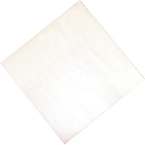 Paseo Napkin Luncheon Plain White fasana lunch napkin white 330mm caterspeed