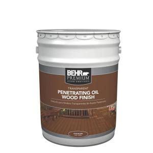 behr  gal  chocolate transparent penetrating oil