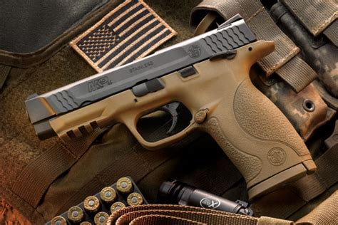 Heir Apparent?: Smith & Wesson M&P 45 Review   Guns & Ammo