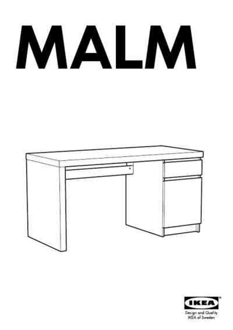 ikea malm bureau ikea malm bureau furniture download manual for free now