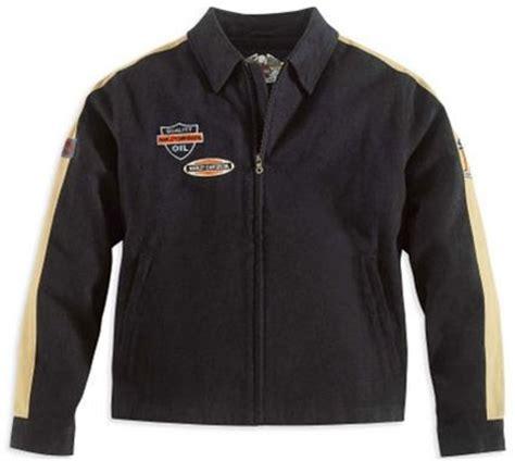Garage Jacket H D S Gear Cotton Garage Jacket Harley Davidson