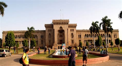 Ou Mba Admissions Requirements by Osmania Arts College Front Flickr Photo