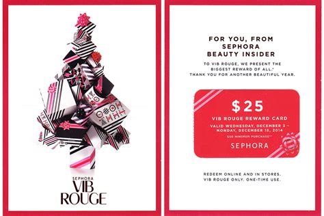 Can You Use Sephora Gift Card Online - sephora 25 off 50 gift card for holiday 2014 gift ideas