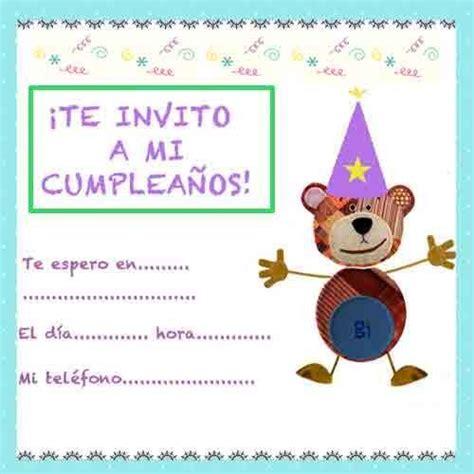 para imprimir de invitacion a fiestas de cumpleanos infantiles view fiesta de cumplea 241 os feliz cumplea 209 os feliz cumplea 209 os