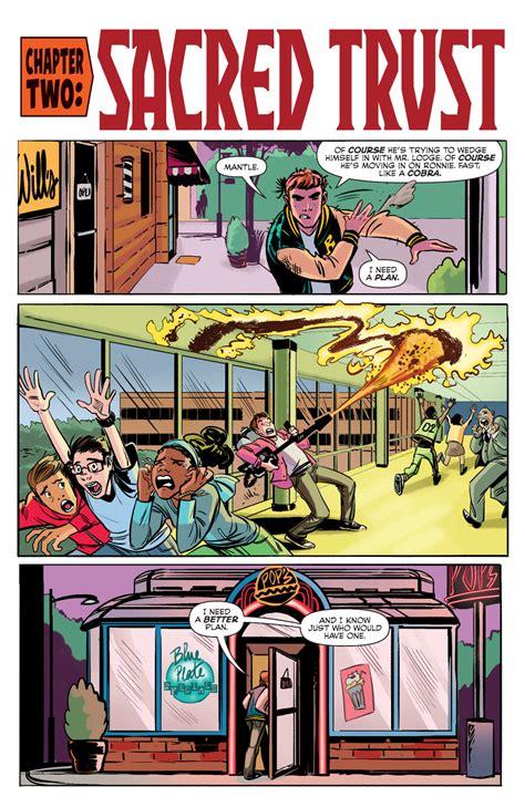 archie vol 2 archie vol 2 preview comics news