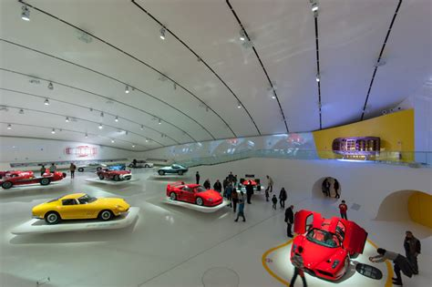 enzo ferrari museum the enzo ferrari museum in modena by future system