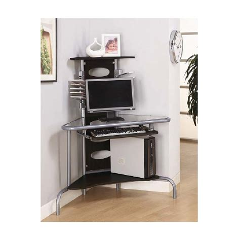 Small Computer Desk Corner Image Of Metal Base Small Corner Computer Desk Corner Desk Metal Welcome To Deskmodernideas