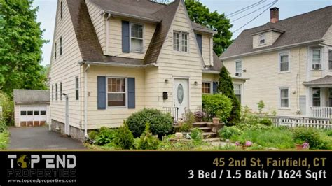 home for sale in fairfield ct 45 second st bank of