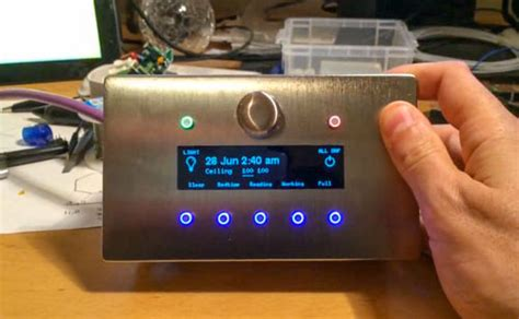 this mat smith s diy arduino home automation