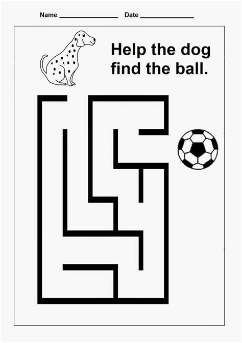 printable preschool worksheets mazes maze worksheets search results calendar 2015