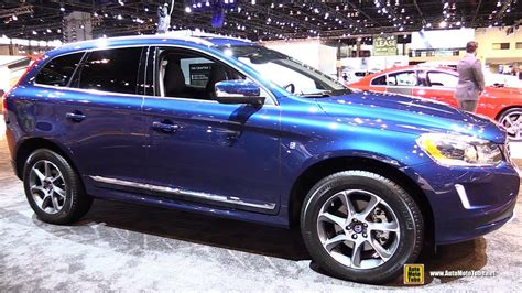volvo xc  awd volvo ocean race edition exterior int walkaround  chicago auto