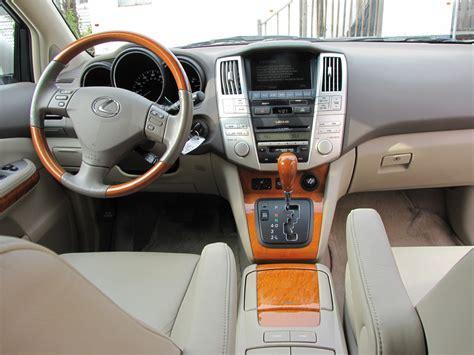 lexus rx interior lexus rx 330 interior www pixshark com images
