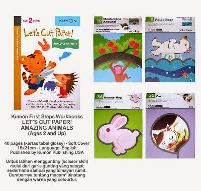 Buku Anak Import Let S Be planet bayi buku anak import kumon steps