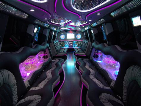Inside A Limo by Cars Limousine Interior Inside Of Hummer Ford H2 And
