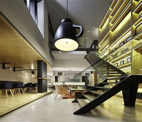 hotel coffee shop design click clack hotel the modern place to stay when in bogota