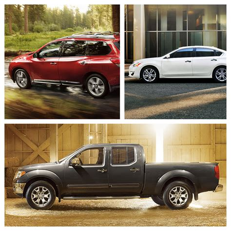 edmunds names three nissan vehicles as most popular