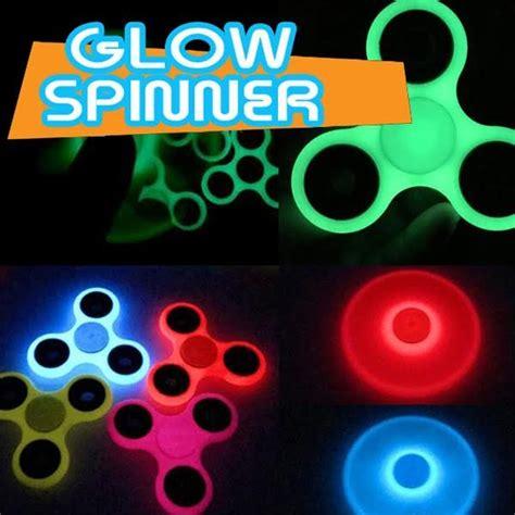 New Product Fidget Spinner Glow In The Fidget Spinner Lu glow fidget spinner as seen on tv gifts
