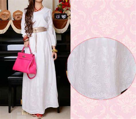 Terlaris Baju Muslim Gamis Enjoy Maxy Dress Murah nama desainer busana muslim indonesia informasi terbaru