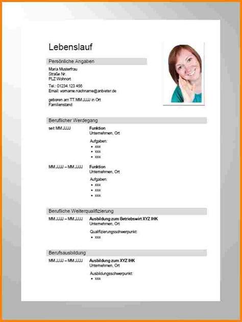 Brief Modern Vorlage 9 Moderner Lebenslauf Vorlage Resignation Format