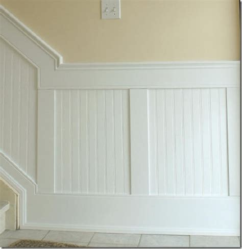Beadboard Wainscotting by Wainscoting And Diying It Southern Hospitality