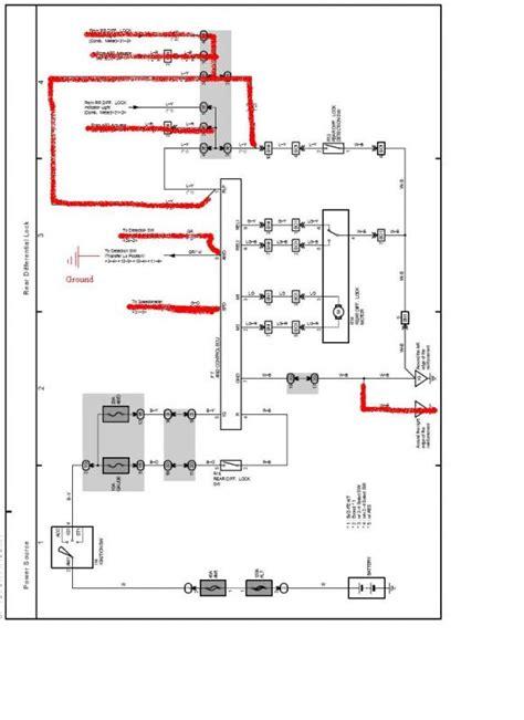 toyota e locker wiring diagram 30 wiring diagram images