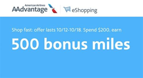 Shop And Earn Major With Aadvantage The Budget Fashionista by Spend 200 Shopping And Earn 500 Bonus Aadvantage