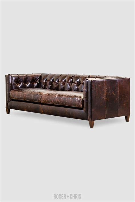 25 B 228 Sta Tufted Sofa Id 233 Erna P 229 Pinterest Ritningar Modern Tufted Leather Sofa