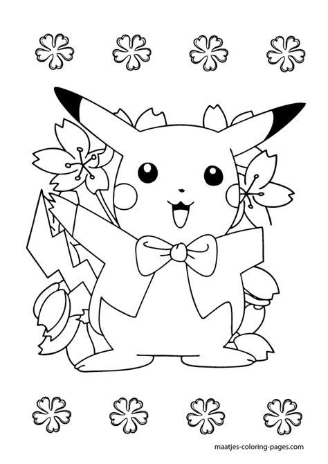 pikachu face coloring pages dessin de coloriage pikachu 224 imprimer cp21037